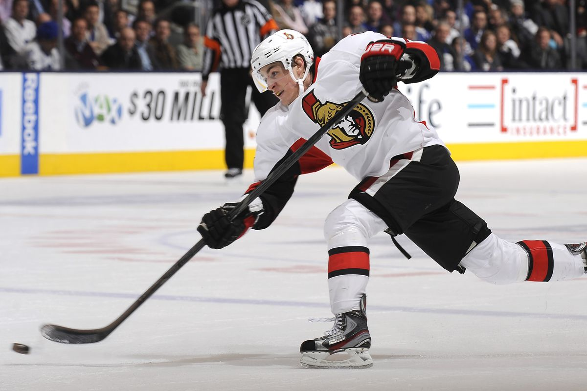 Off to another fast start, Turris has enjoyed instant chemistry with new linemates Clarke MacArthur and Cory Conacher