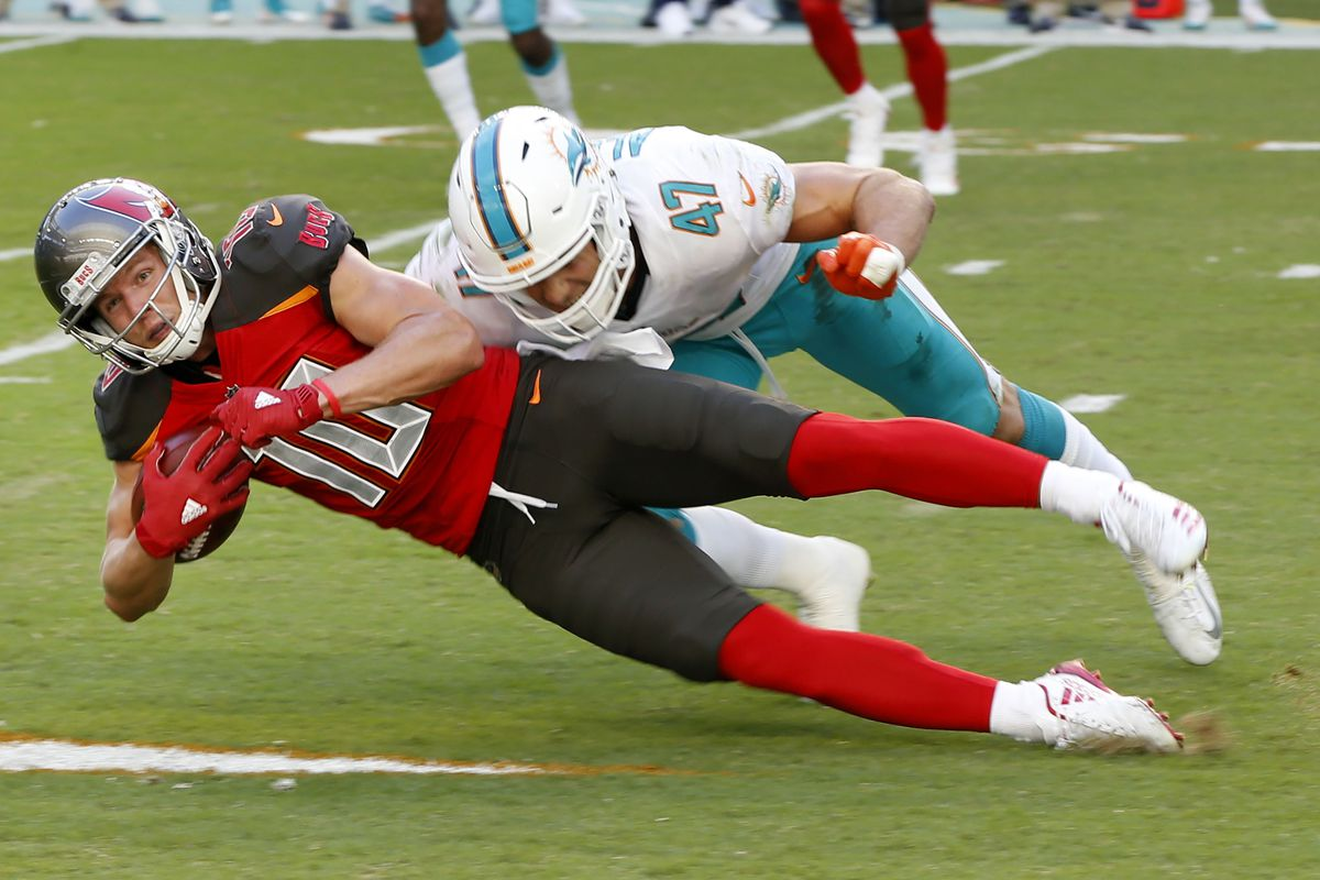 31ba4d22 Buccaneers at Dolphins final score and immediate reactions to Week ...