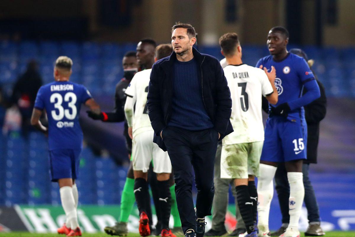 Chelsea FC v Stade Rennais: Group E - UEFA Champions League