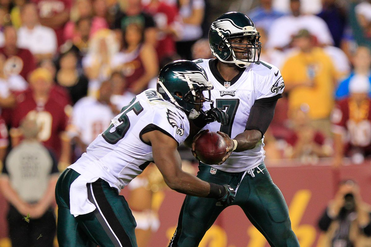 Michael Vick & LeSean McCoy are must-starts against the Chargers this week.