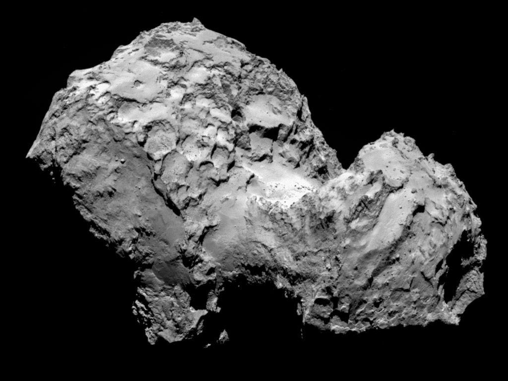 comet philae