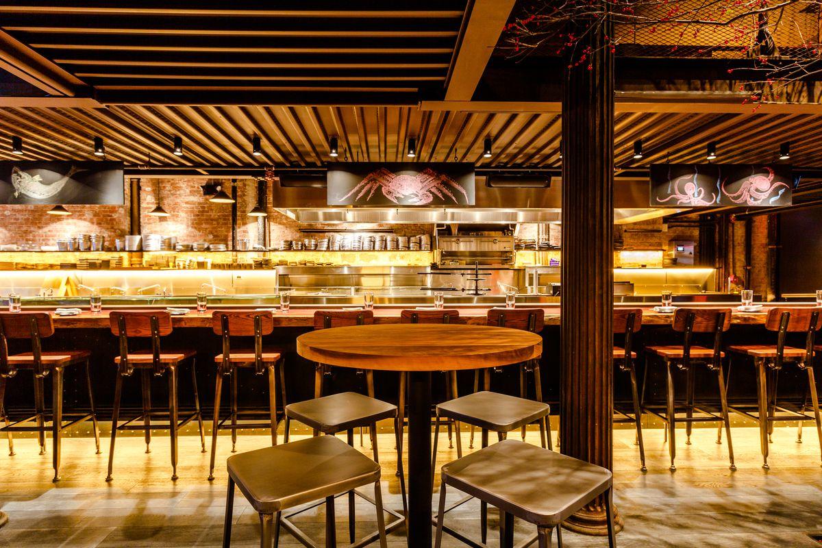 Tetsu Restaurant In New York