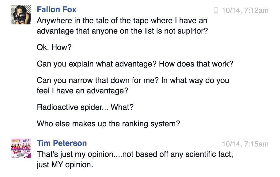 Fox Conversation 2
