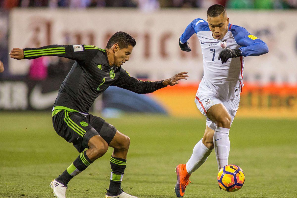 5f0c9b825 USA vs. Mexico