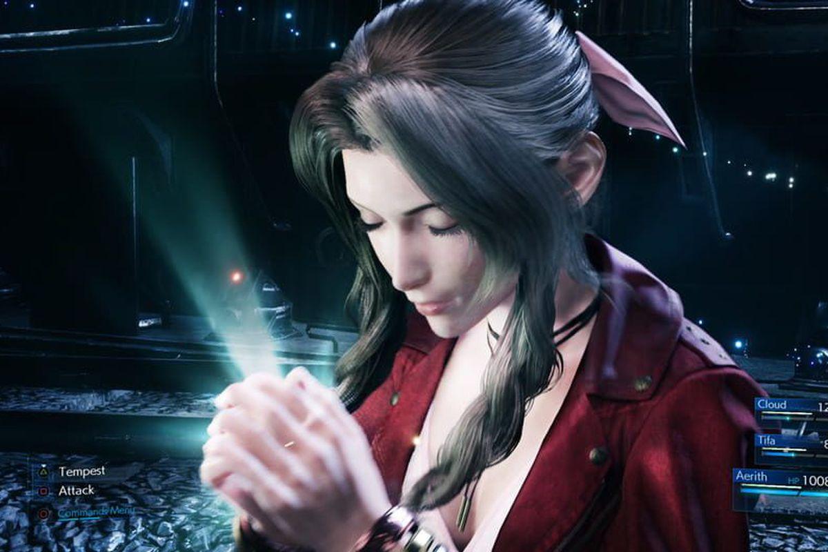 Final Fantasy 7 Remake Delayed To April Polygon