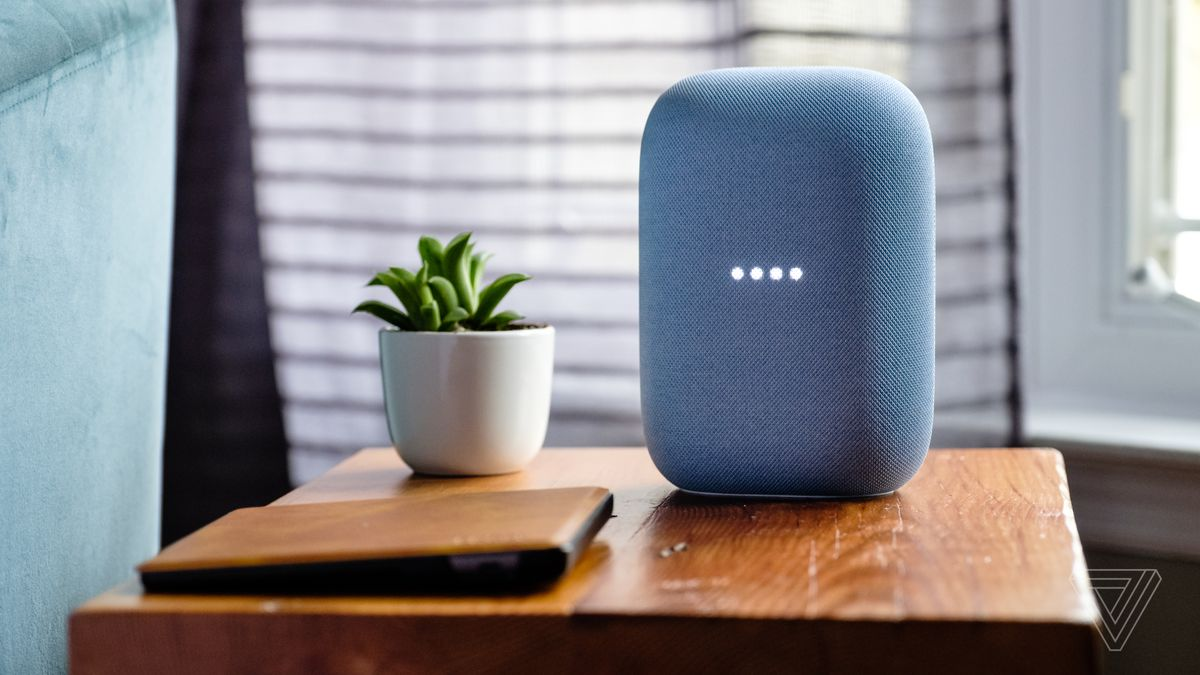 Google Nest Audio review: the sweet spot - The Verge