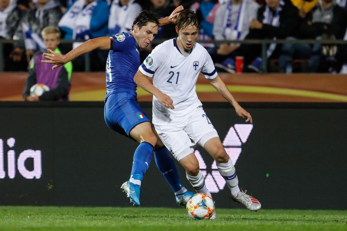 Finland v Italy - UEFA Euro 2020 Qualifier