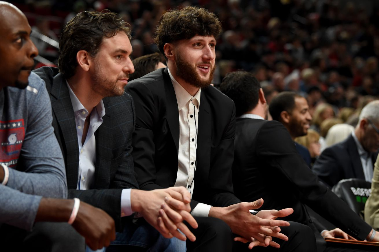Jusuf Nurkic Says He Will Not Make Season Debut in 2019
