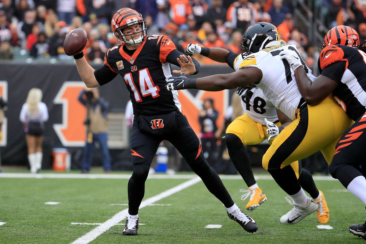 buy popular be55a b836c Bengals vs. Steelers analysis: Same old storyline continues ...