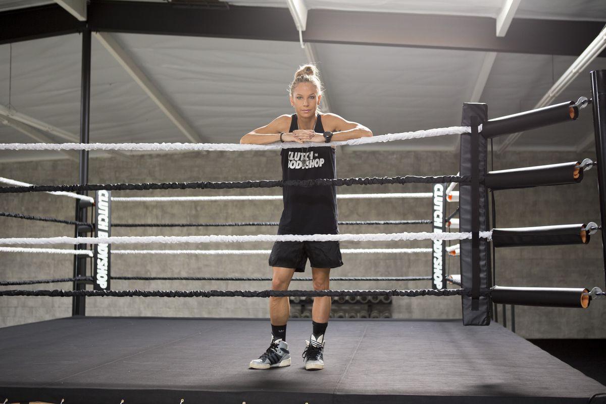 LA's Hottest Trainer 2015 Contestant #14: Ashley Conrad, Clutch Bodyshop