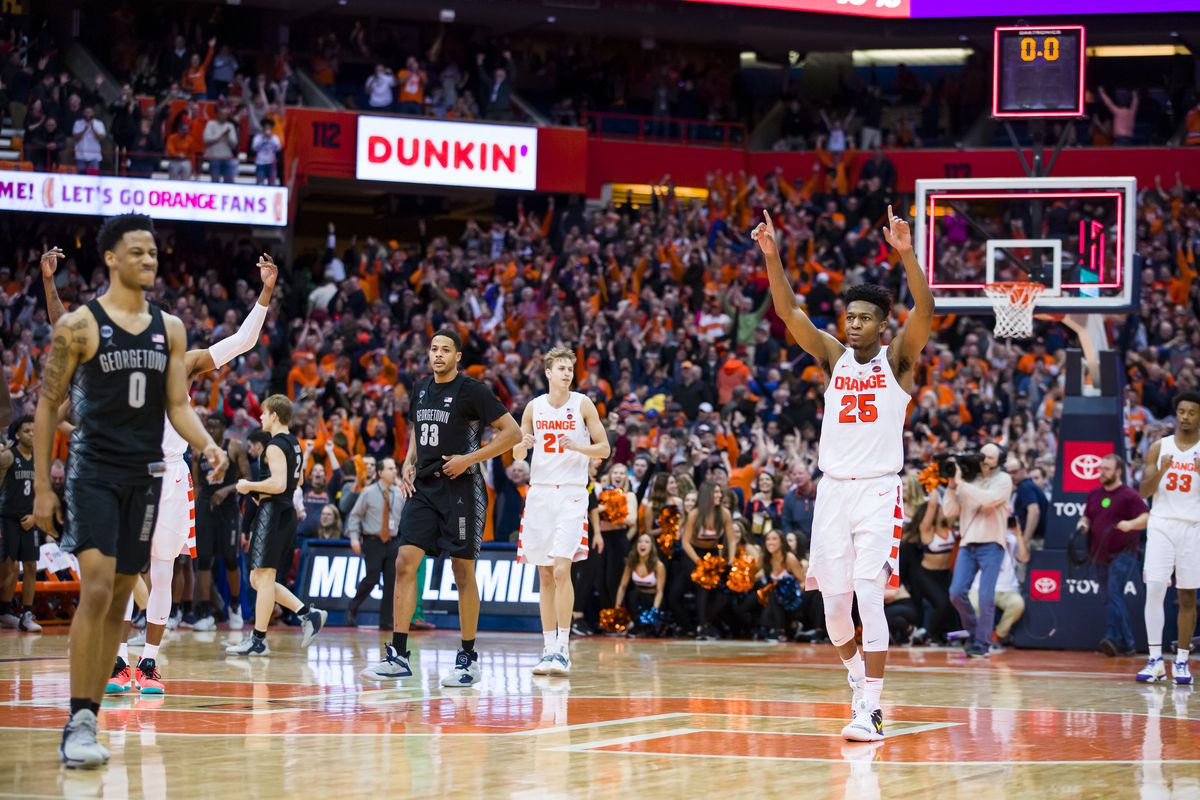 Eight Takeaways From Syracuse Basketball's 72-71 Win Over