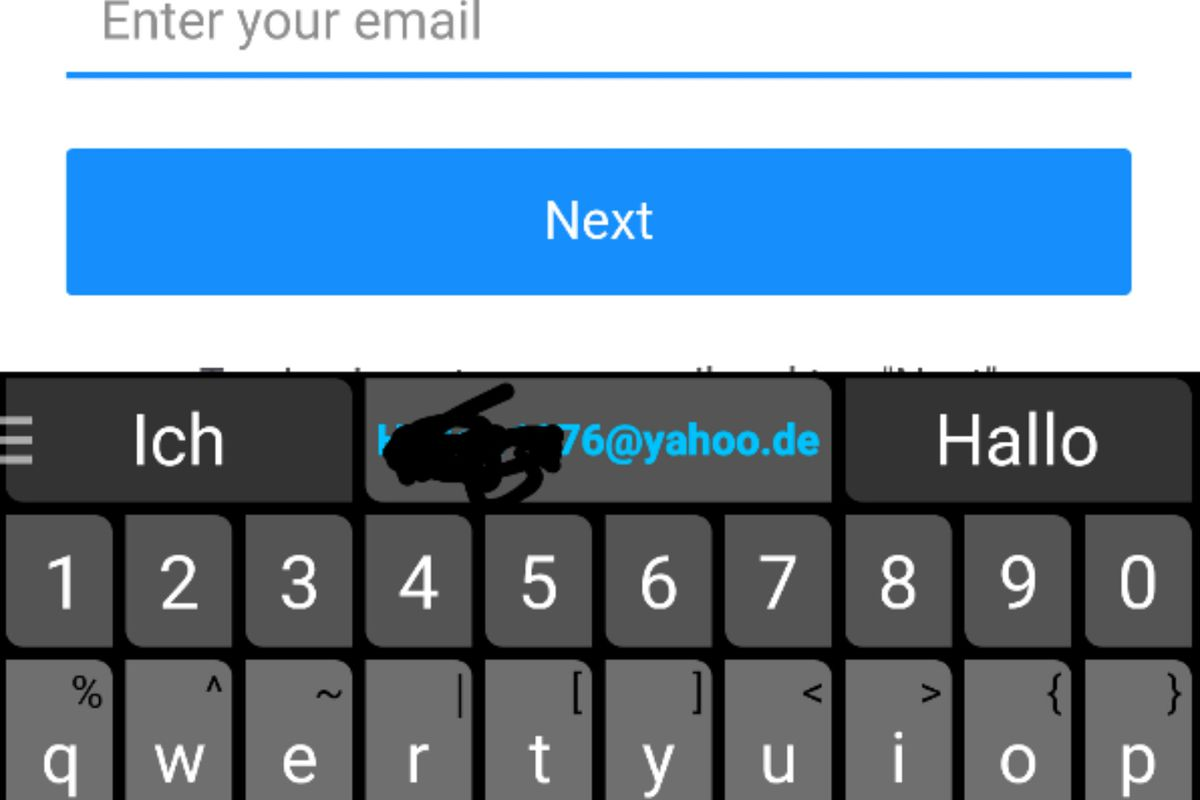 5a0da4e85ab SwiftKey bug leaked emails and other personal information - The Verge