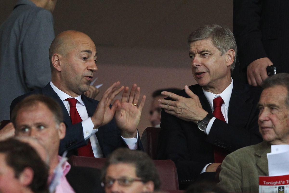 Arsenal FC v Olympiacos FC - UEFA Champions League