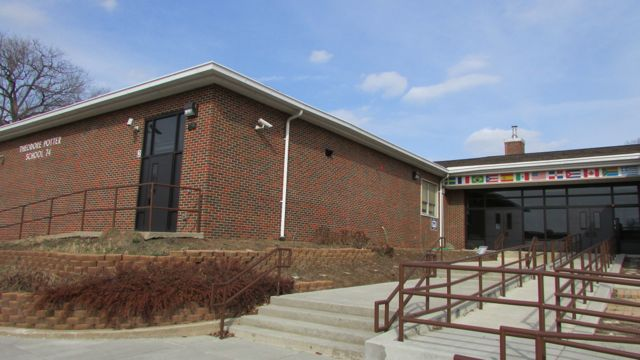 School 74 is a Spanish immersion magnet school.