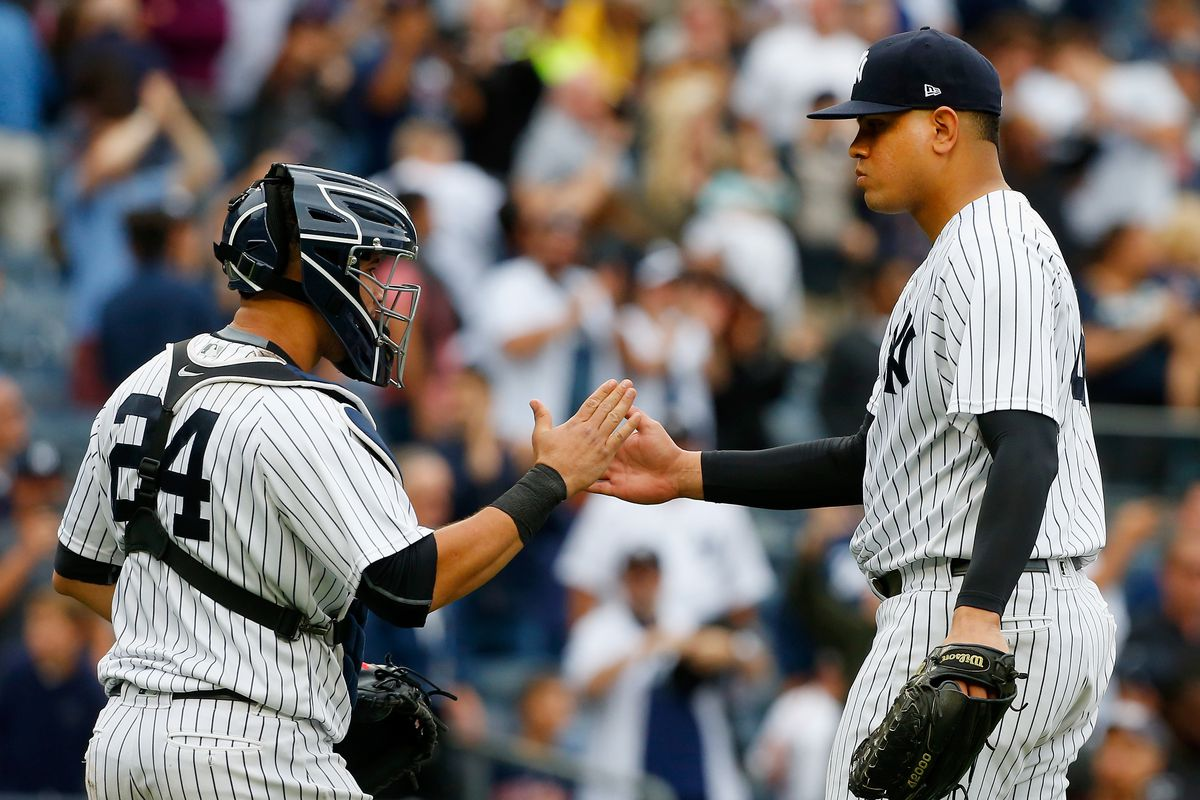 American League Wild Card Game 2017 Yankees roster has 10