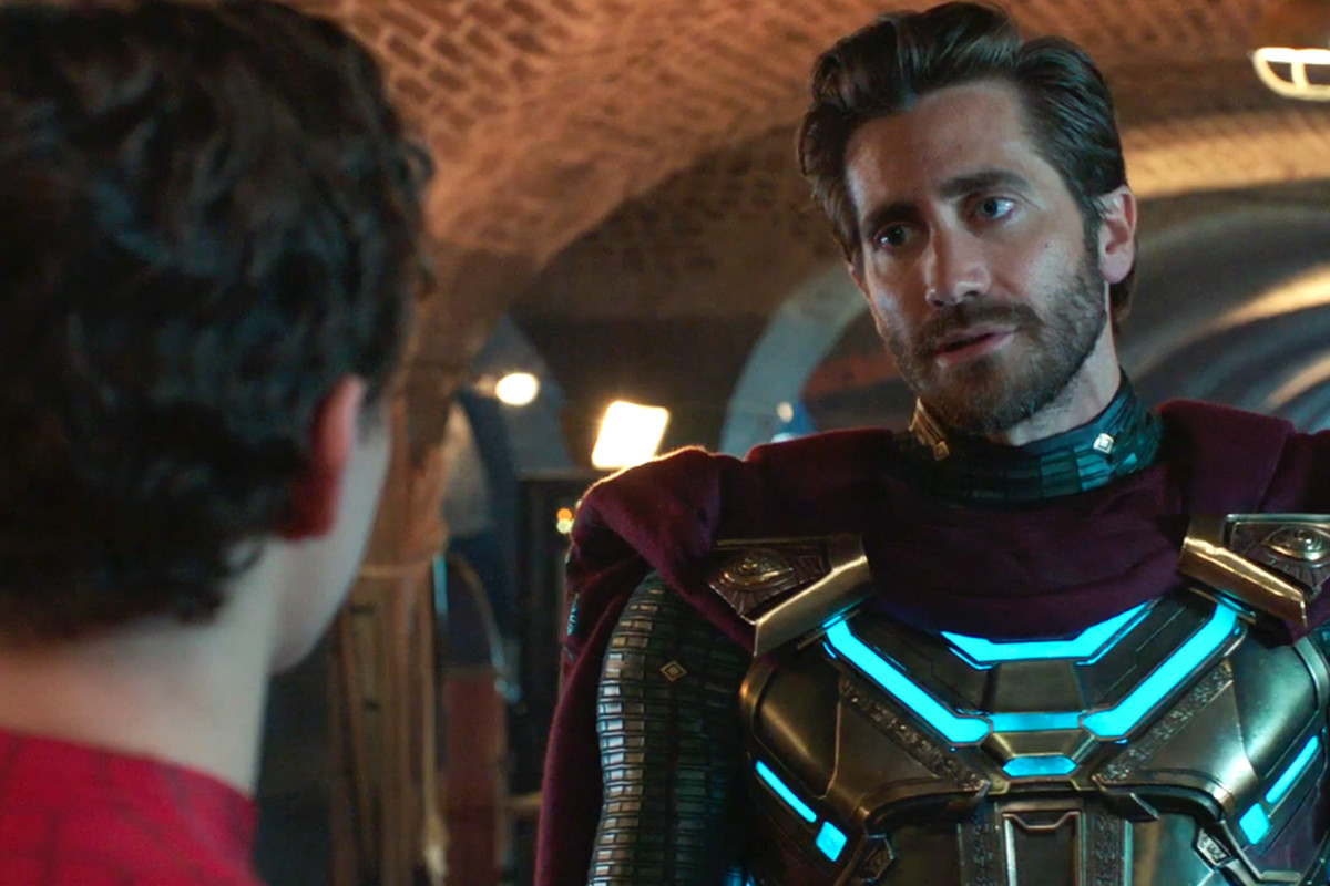The idea behind Mysterio's fake death