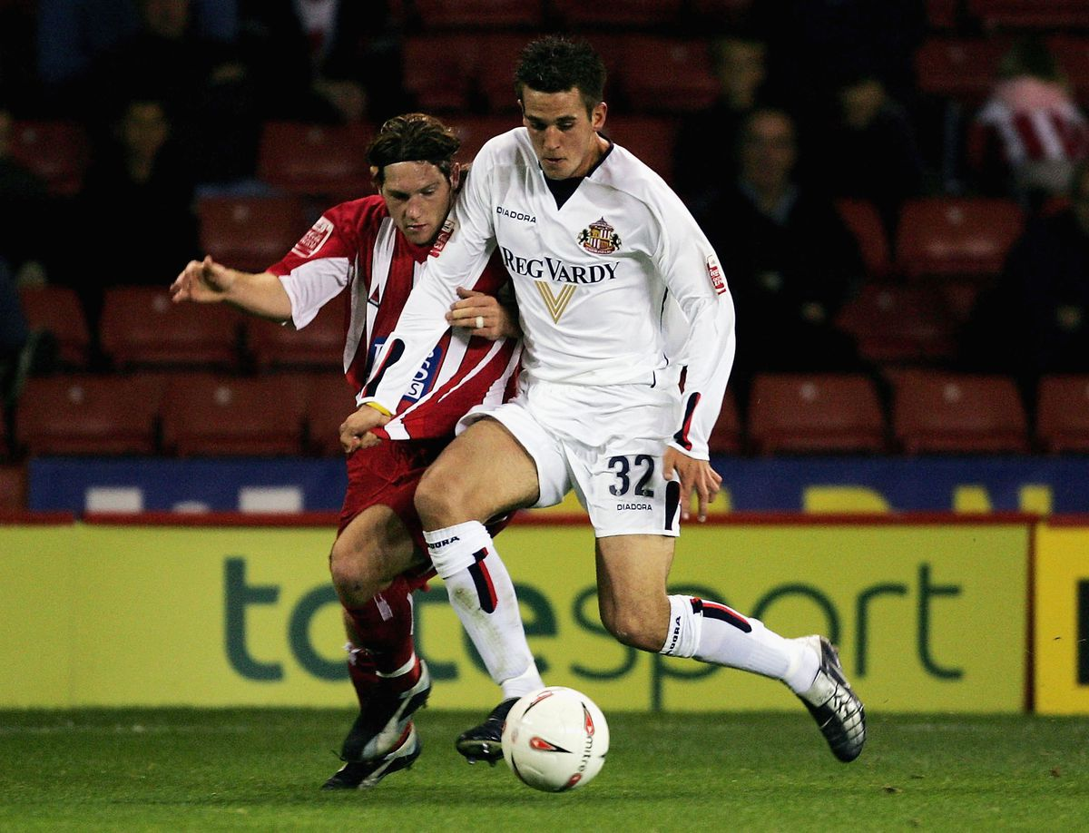 Sheffield United beat us 1-0 in the 2004-05 encounter at Brammall Lane