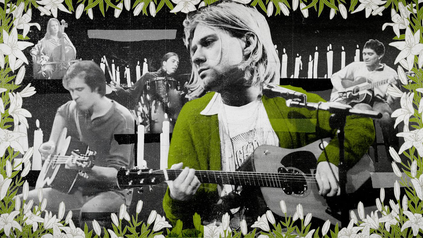 Three Feet From God: An Oral History of Nirvana 'Unplugged'