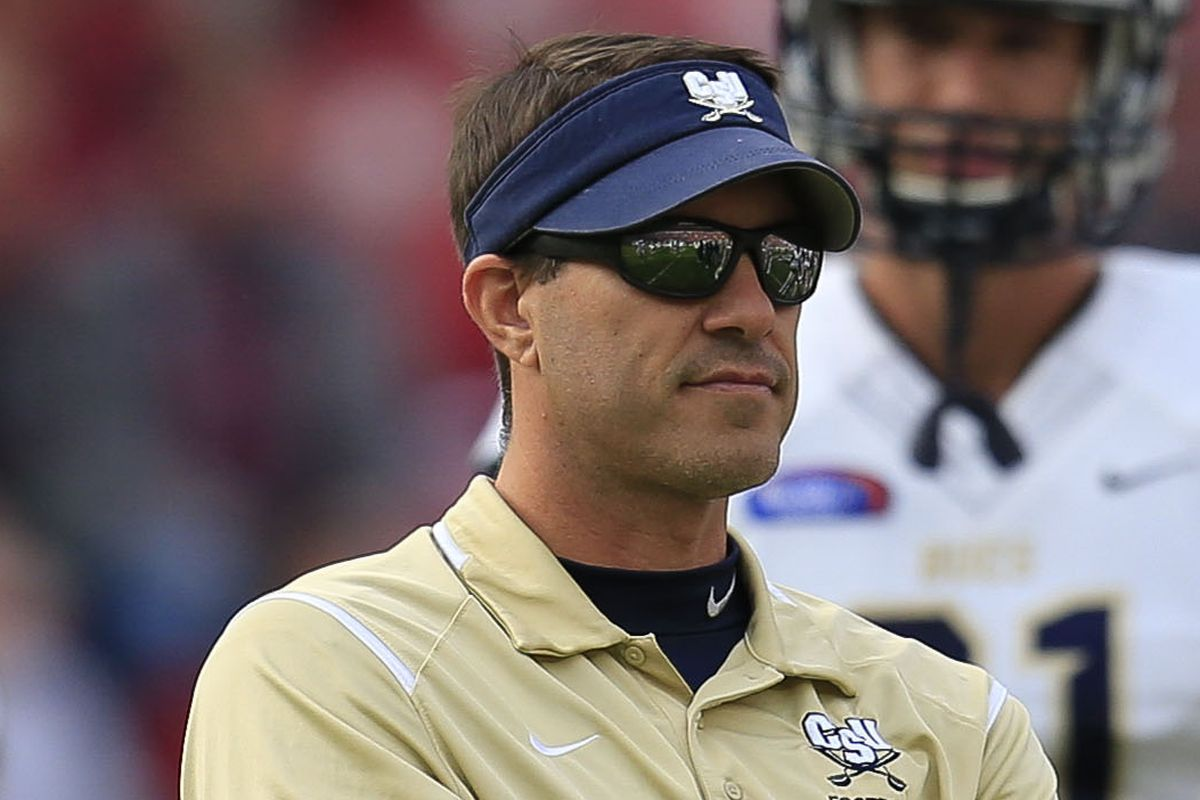 CSU head coach Jamey Chadwell and GS interim head coach Dell McGee appear to be the two finalists for the position.