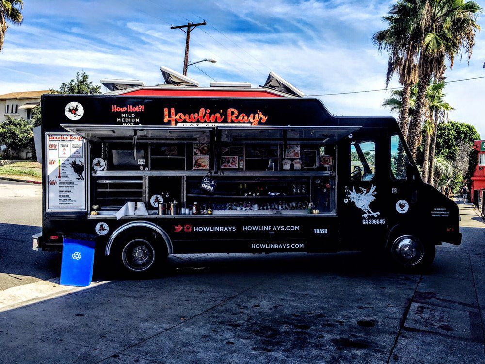 Howlin' Ray's Truck