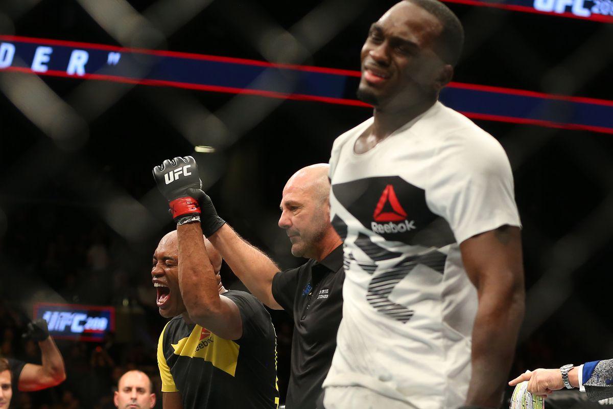 MMA: UFC 208 Silva vs Brunson