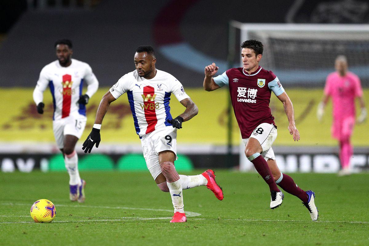 Burnley v Crystal Palace - Premier League
