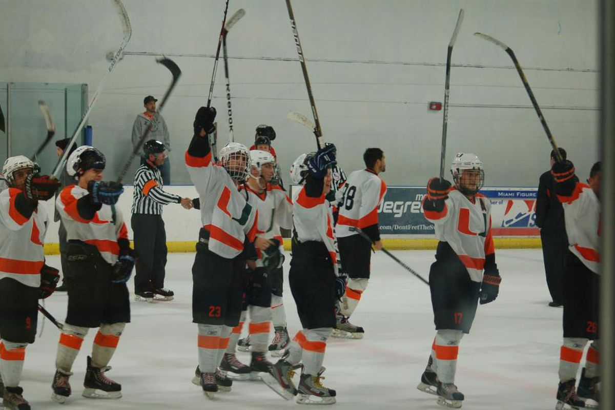Miami Ice  Hockey is Thriving In Coral Gables - State of The U fb07b91edc2