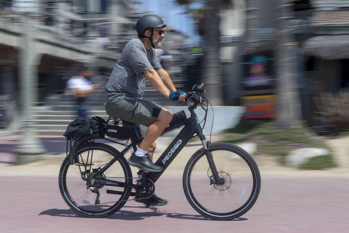 E-bikes popularity grows