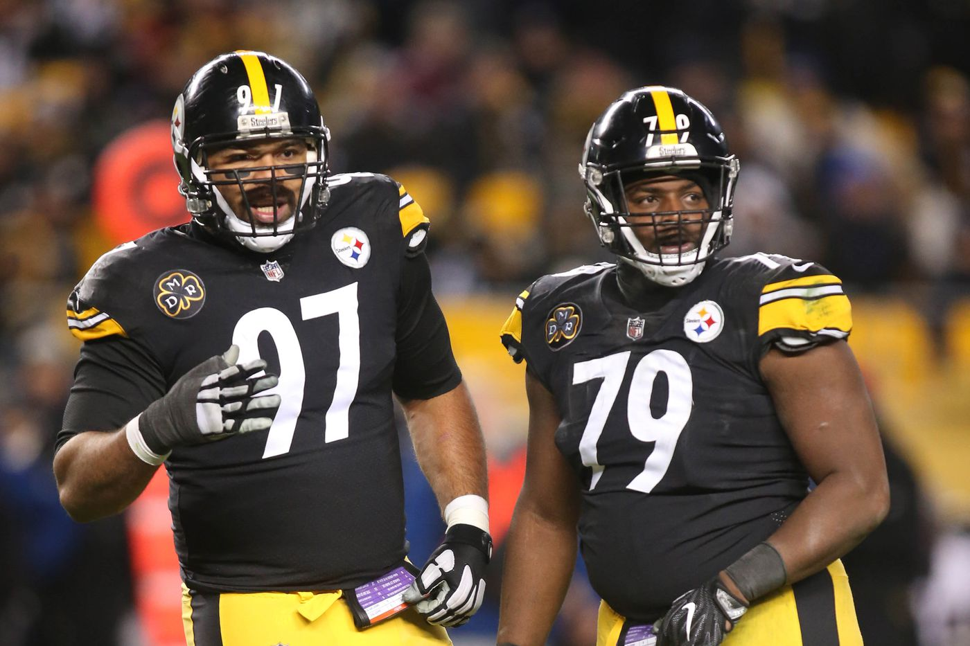 separation shoes e7b53 840d2 Why Javon Hargrave is the glue to hold the Steelers' 3-4 ...