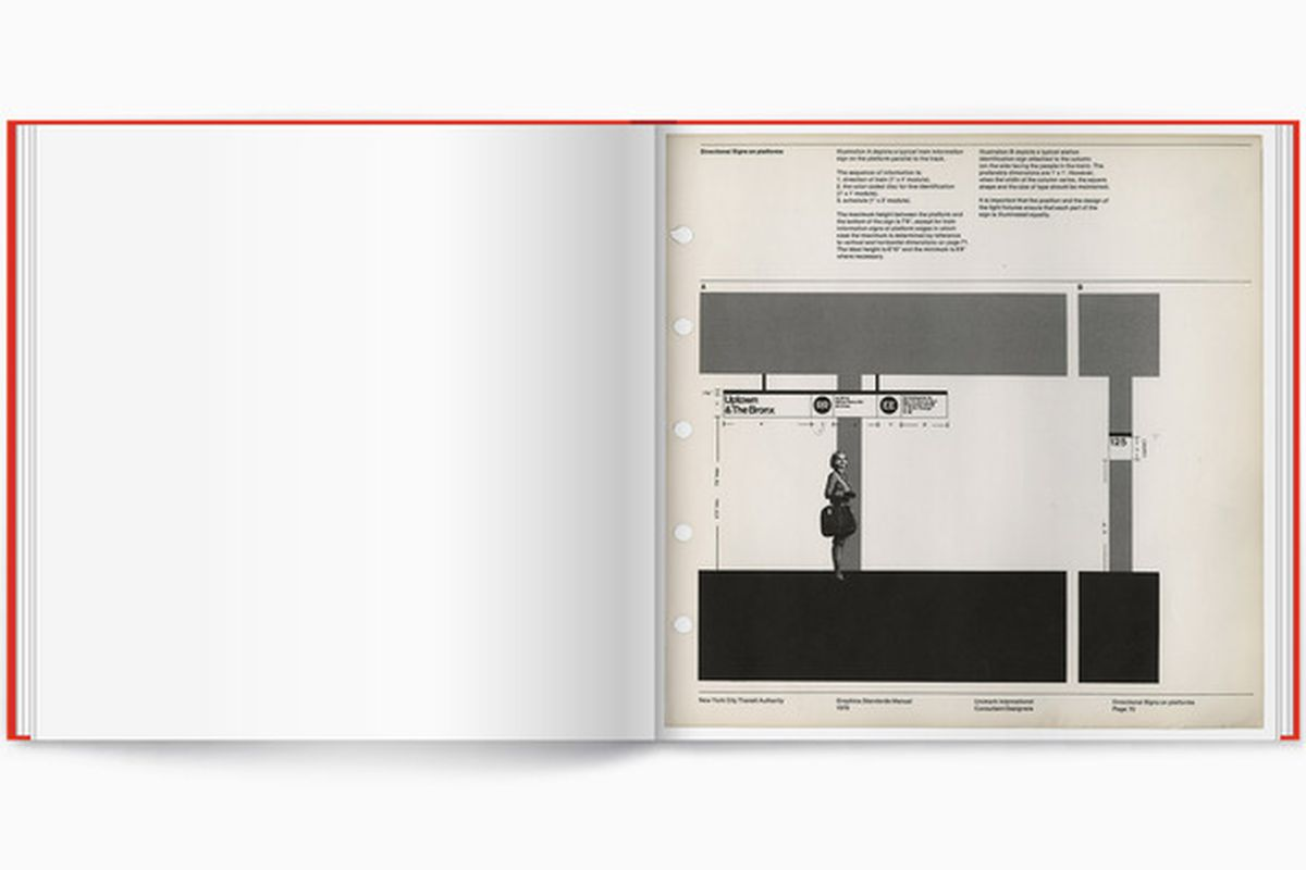 Nyc 70s Subway Map.Iconic Nyc Subway Design Guide From The 70s Is Being Reprinted