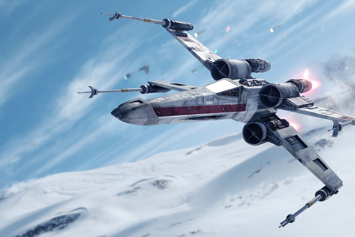 Why I hope that Battlefront X-Wing VR Mission will feature