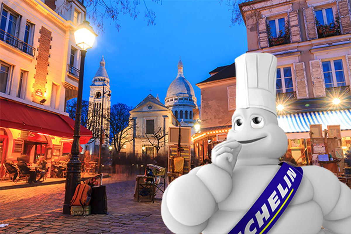 Michelin Guide, which part-owns Le Fooding, will compete with itself with a new restaurant award