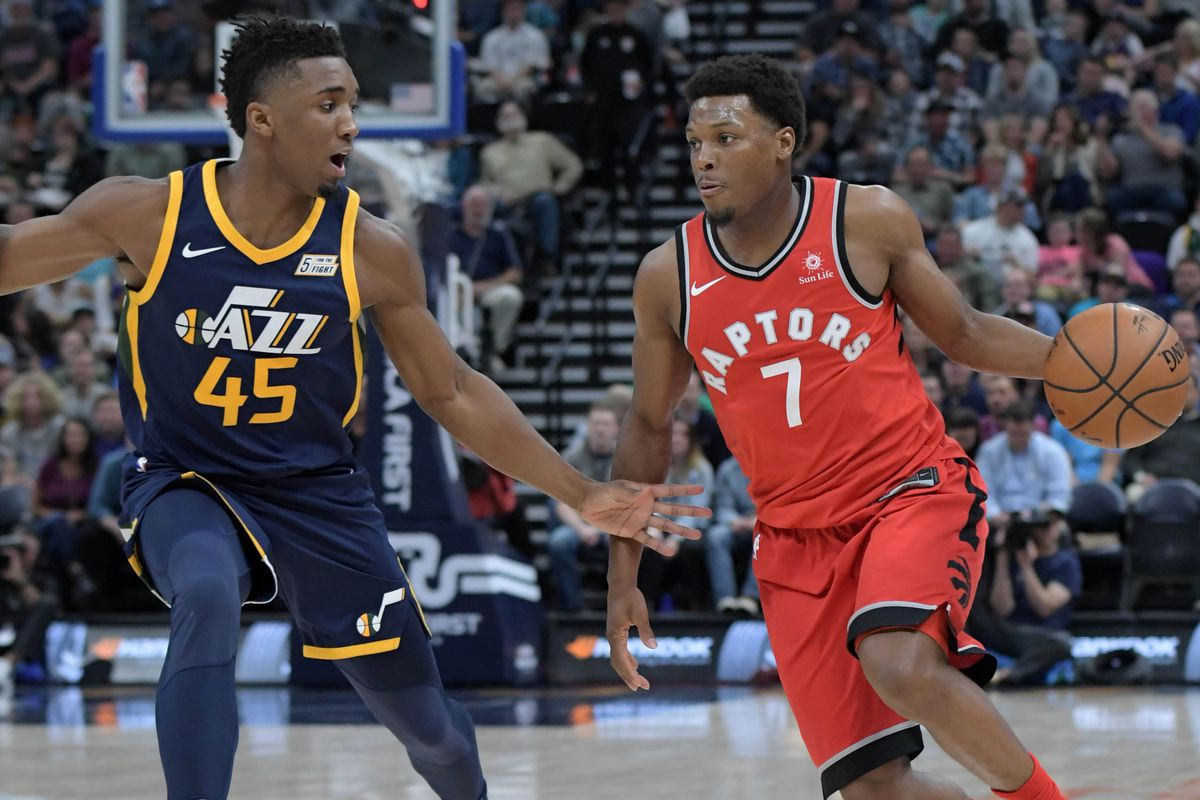 Raptors to debut  Welcome Toronto  night against Jazz  Preview ... b51412a3a