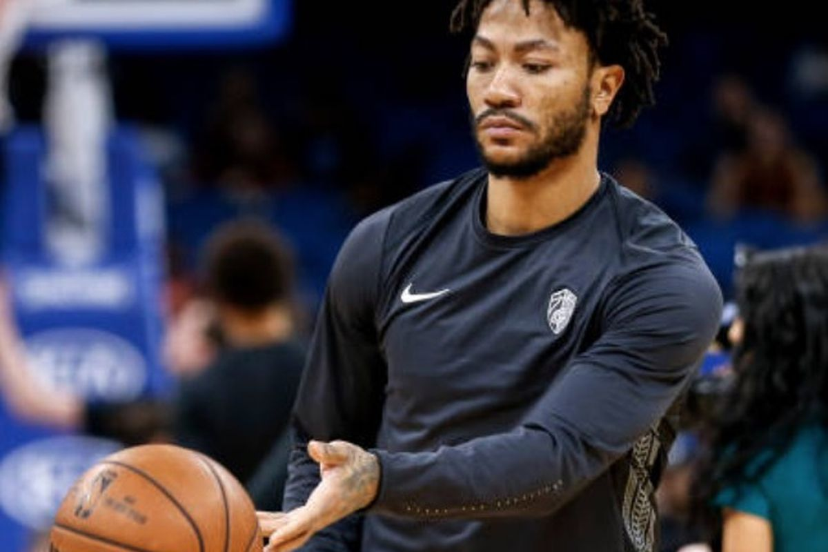 cdaba70dec7a Derrick Rose clears waivers