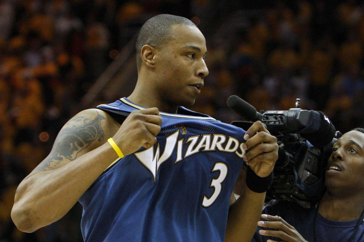 Caron Butler should end his career as a Washington Wizard