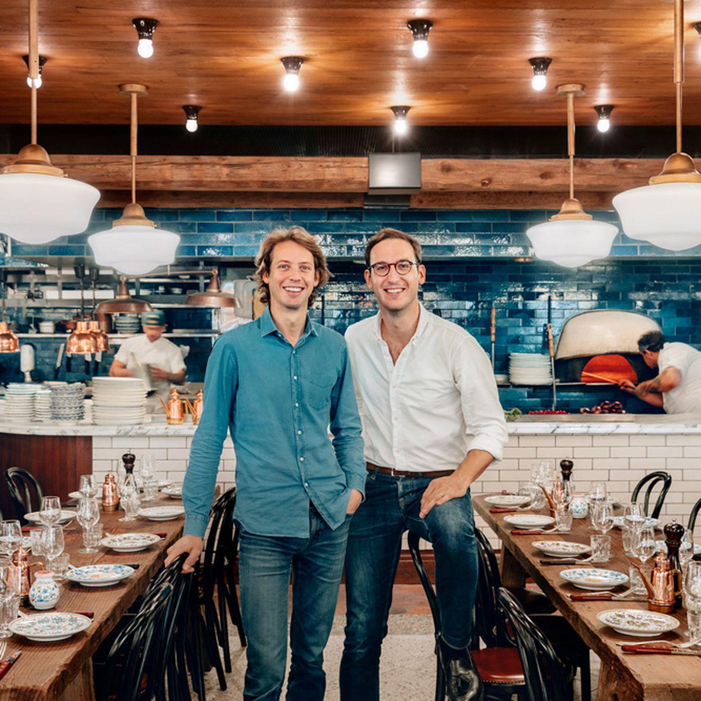 Big Mamma Paris Italian Restaurant Group Plans New Shoreditch Restaurant -  Eater London