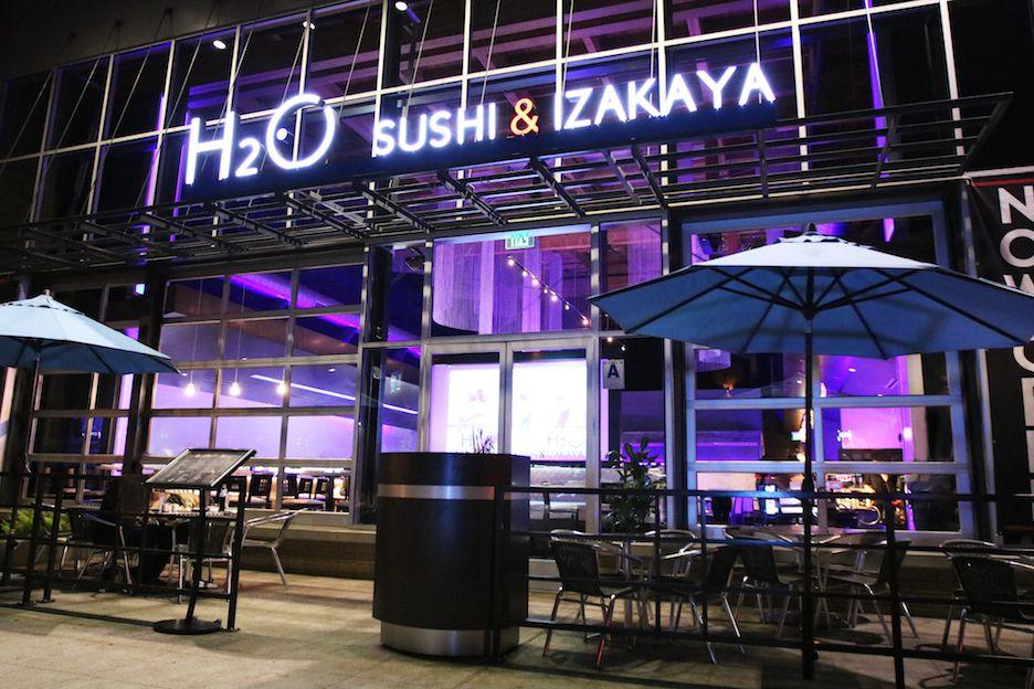 H20 Sushi Izakaya