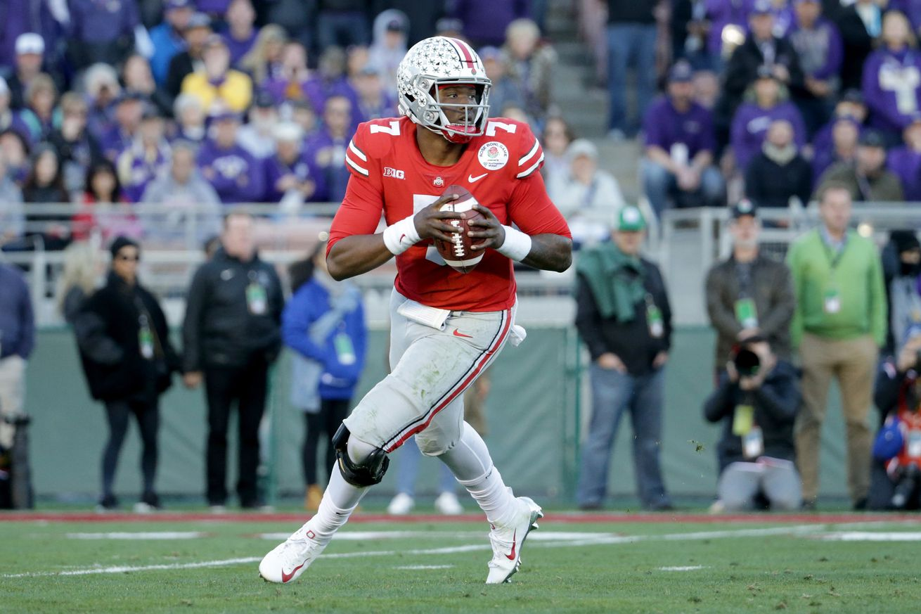 Report: Broncos to hold a pre-draft visit with quarterback, Dwayne Haskins