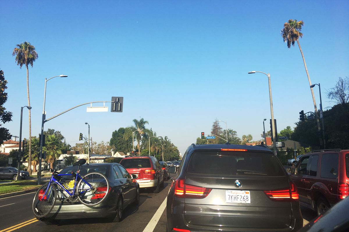 Driving In La The Worst Commute Curbed La