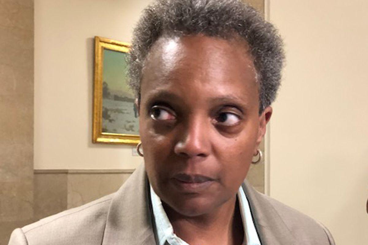Mayor Lori Lightfoot explains why she won't sign ICE executive order