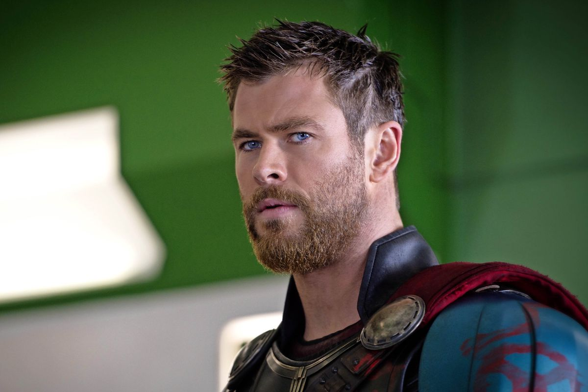 chris hemsworth's thor contract is up, but he's already thinking of