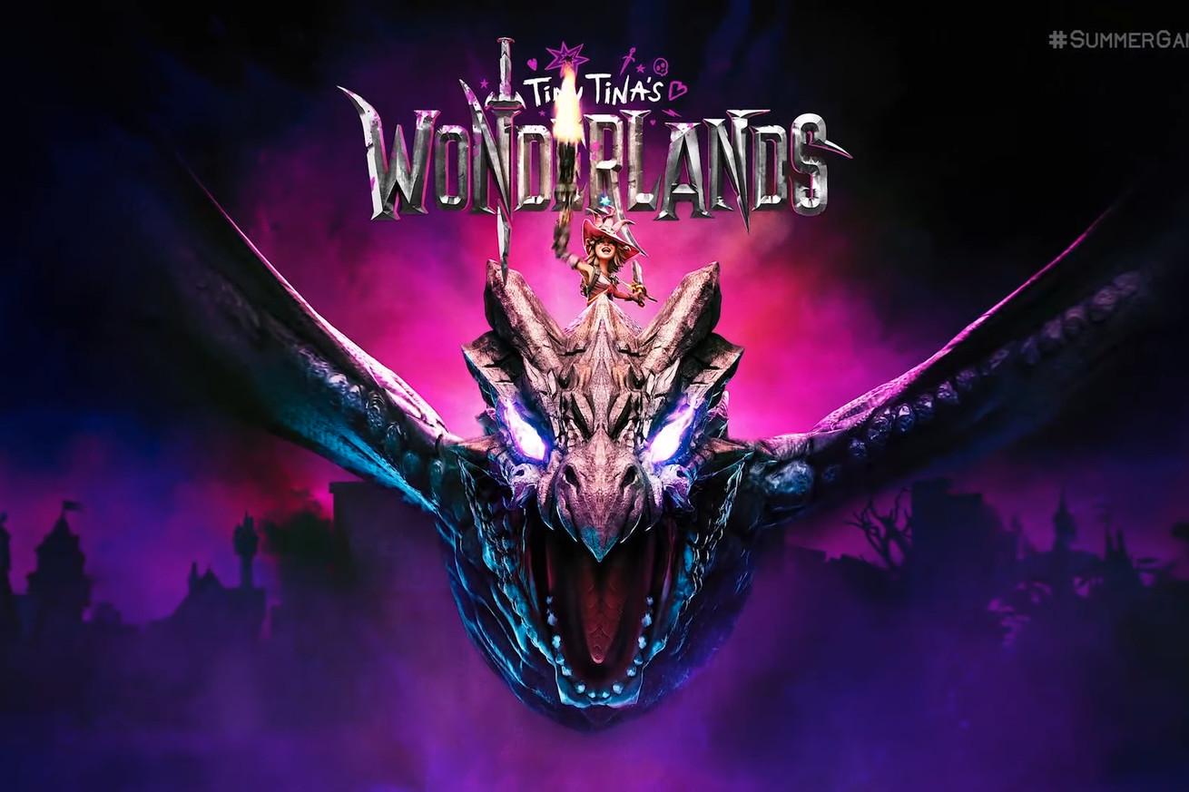 Tiny Tina's Wonderlands is a fantasy game starring Andy Samberg and Wanda Sykes