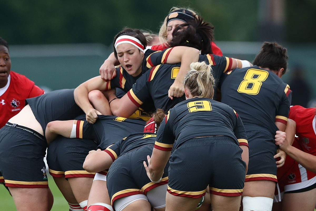 Canada v Wales - Women's Rugby World Cup 2017