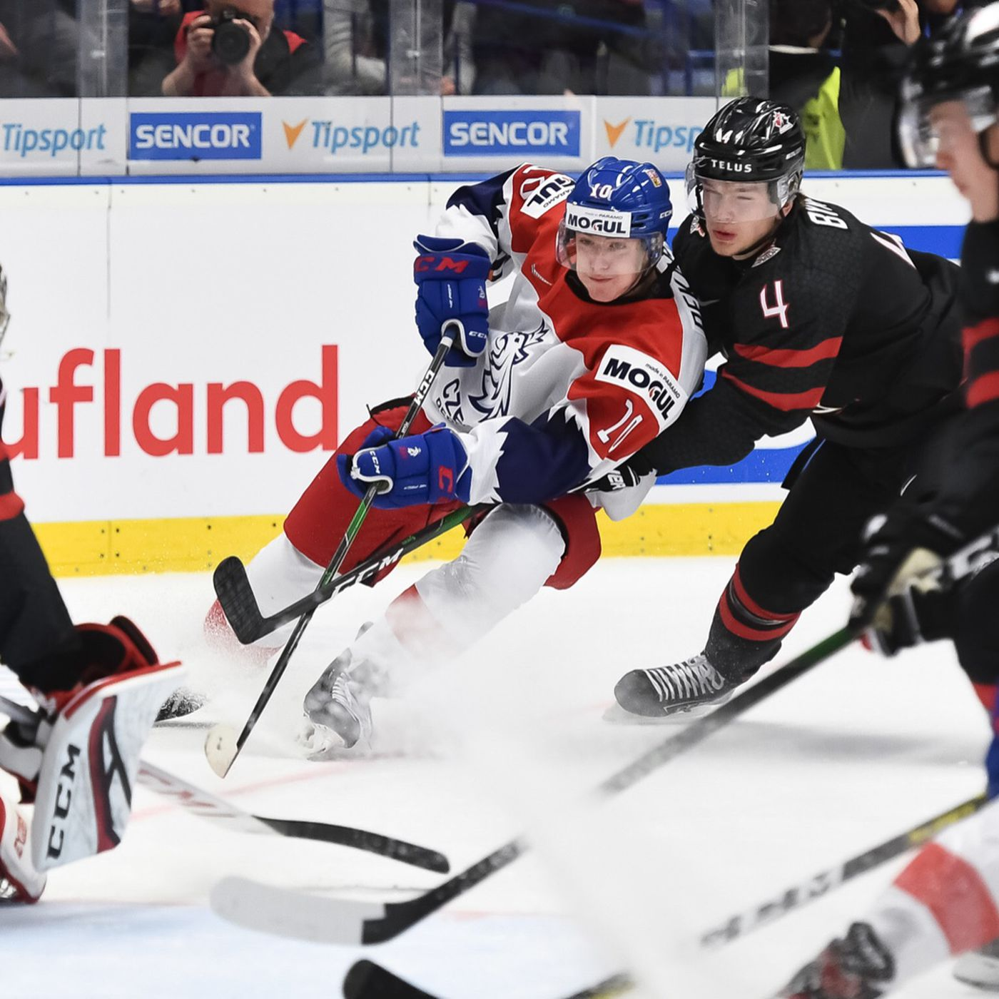 Avalanche Prospects At The 2020 World Juniors Day 6 Bowen Byram Canada End 2019 With Win Mile High Hockey