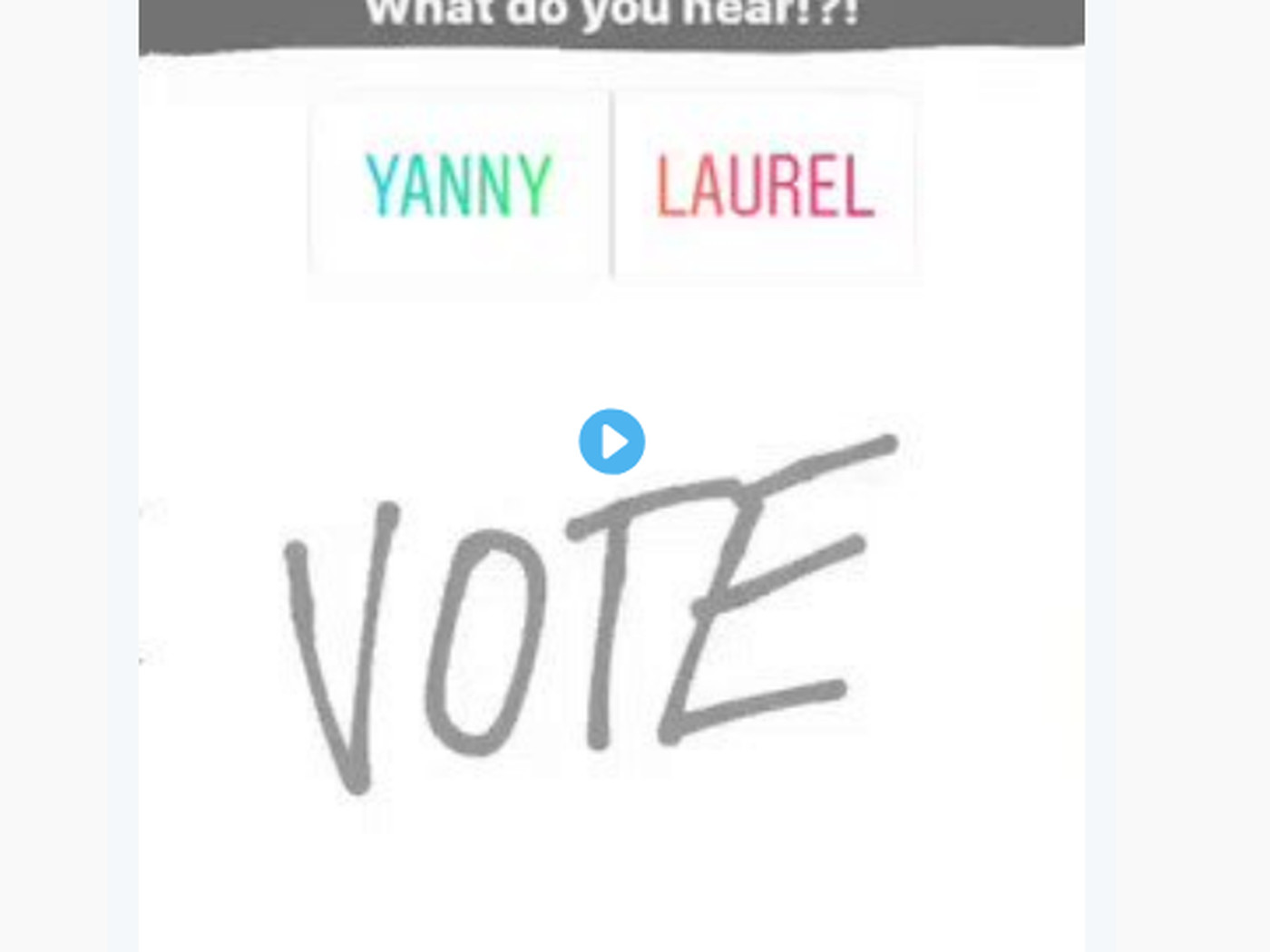 Laurel/Yanny: the science behind the audio trick, explained