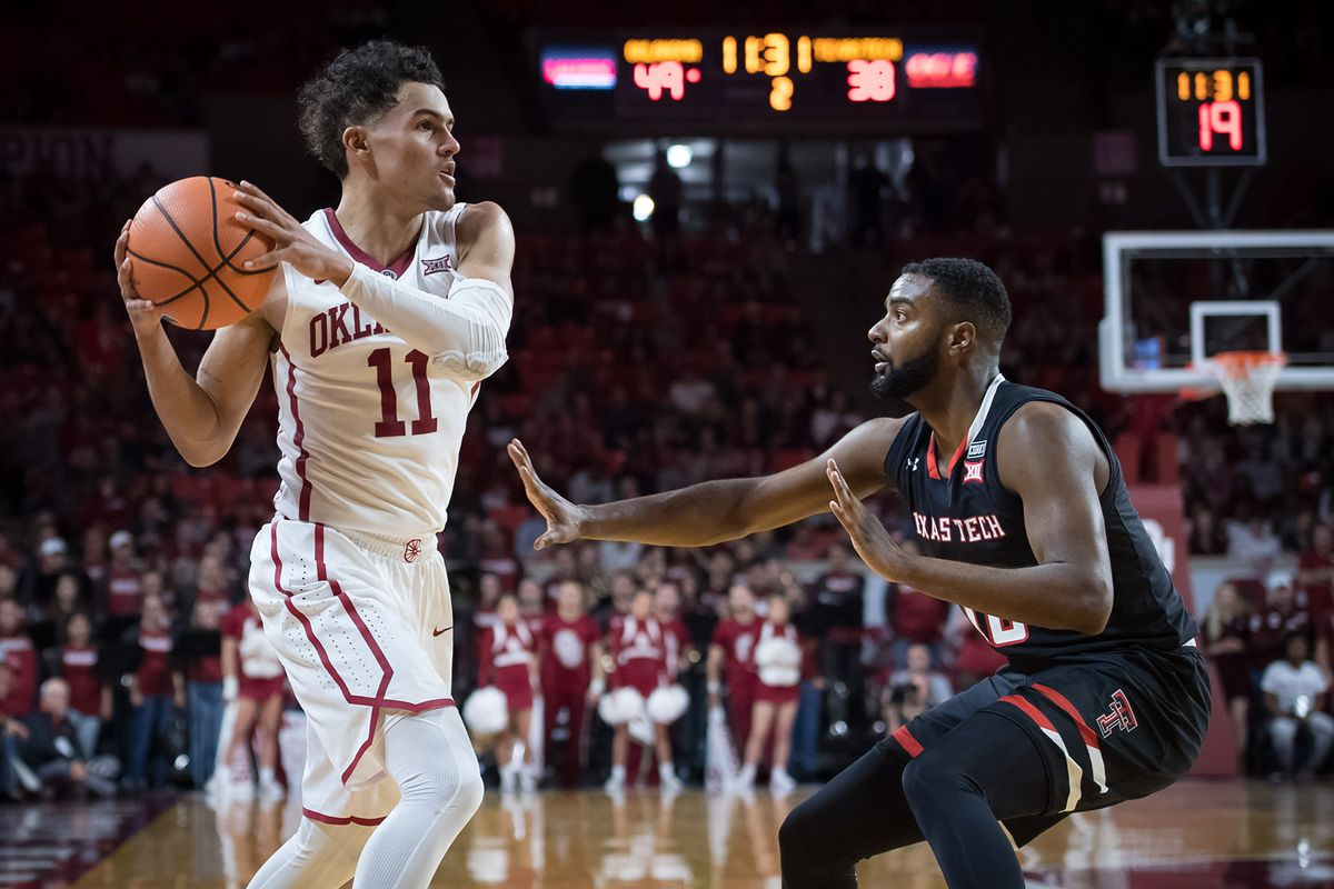 NCAA Basketball: Texas Tech at Oklahoma