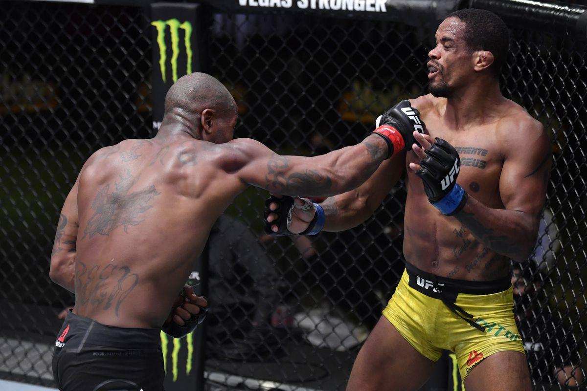UFC Fight Night: Green v Patrick