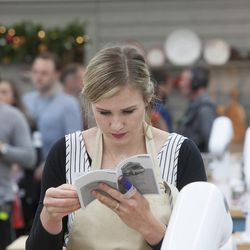 """Utahn Bryan McKinnon competes on season three of """"The Great American Baking Show."""" The first episode on Dec. 7, 2017, included a double episode of cake and morning treats."""