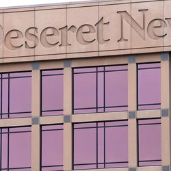 The Deseret News began publication on June 15, 1850, as a key information source in the young western Mormon colony.