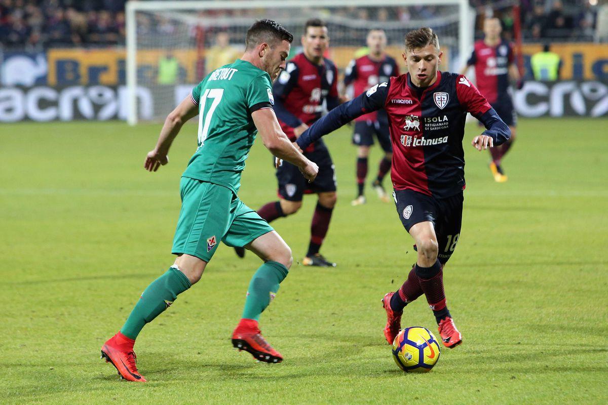 Cagliari 0 1 Fiorentina Highlights Viola Nation